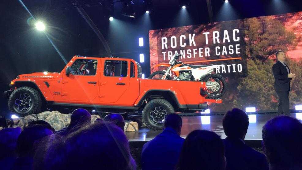 Jeep May Have High Performance Gladiator Hercules Pickup In The