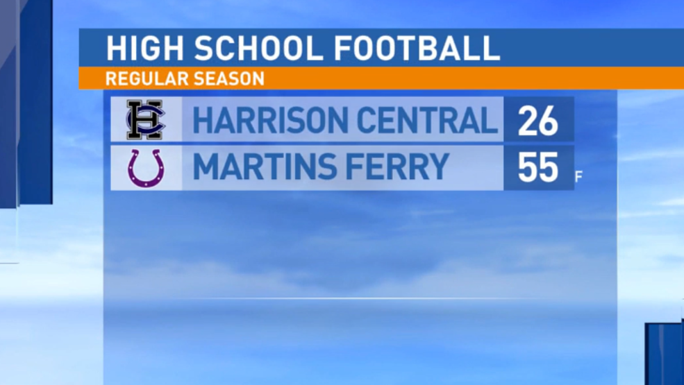 9.21.18 Highlights: Martins Ferry at Harrison Central