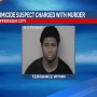Michigan Street homicide suspect charged with murder