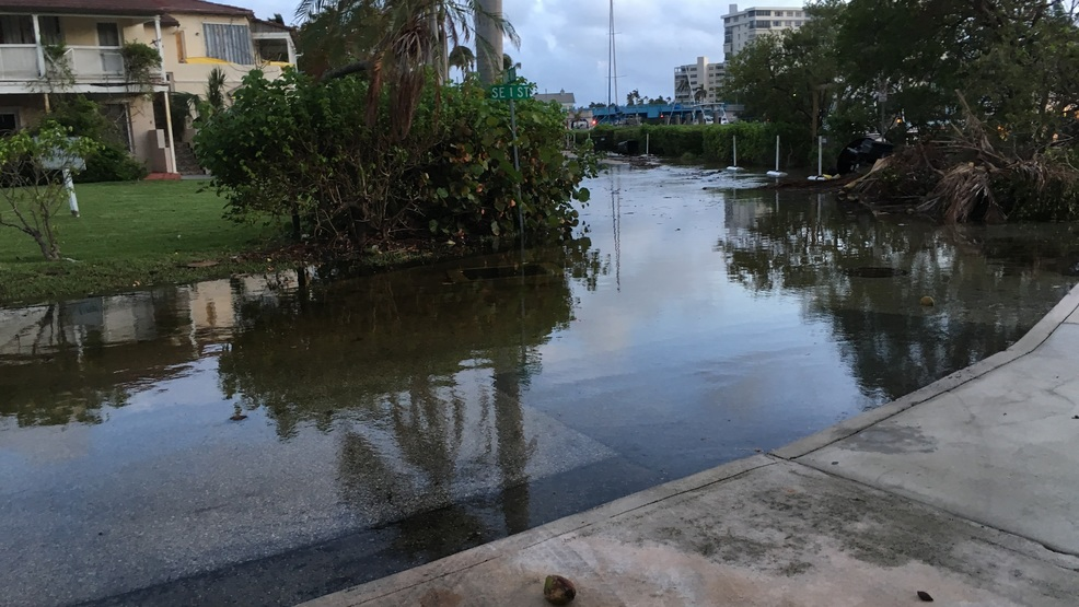 King Tide May Heighten Red Tide Impact Wpec