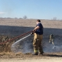 Wapello County under a burn ban