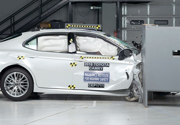 The 2018 IIHS Top Safety Pick+ winners