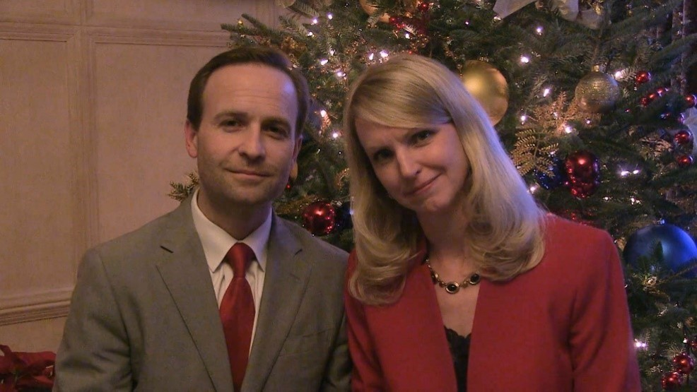 Michigan lt gov calley and his wife post christmas greetings video calley and his wife post christmas greetings video on youtube m4hsunfo