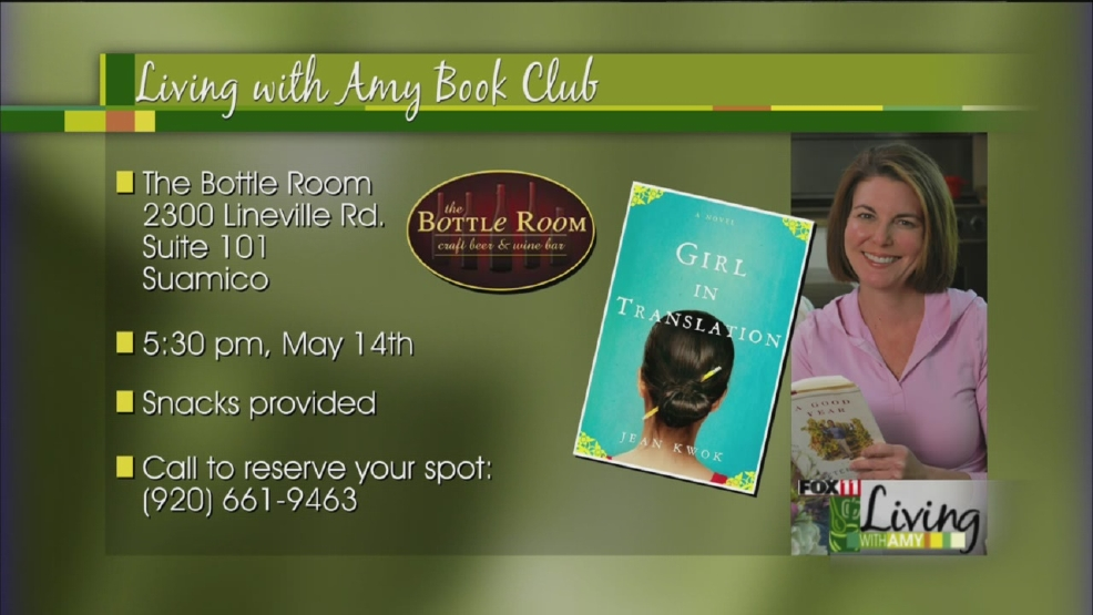 Living with Amy May Book Club