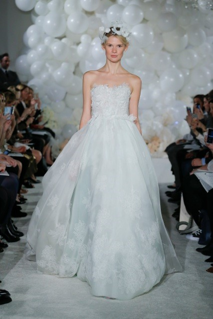 TREND #1: XL Ball Gowns (Mira Zwillinger)