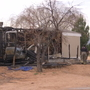 Chaparral fire leaves family homeless