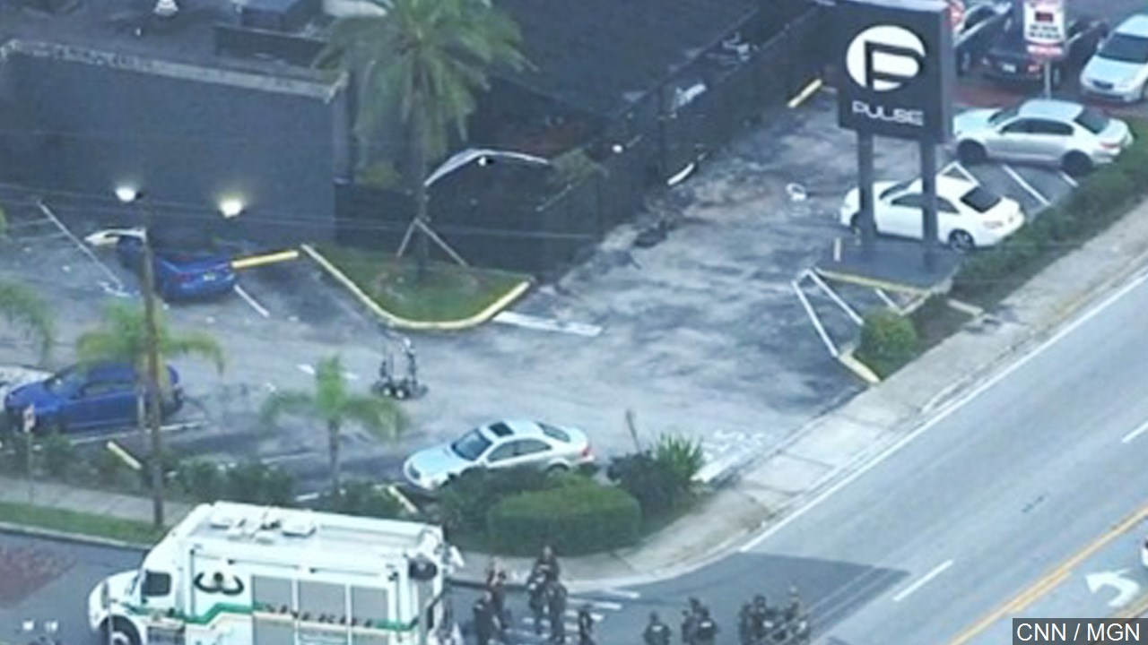 FILE - Pulse, a LGBT nightclub, was the scene of the deadliest mass shooting in U.S. history Sunday, June 12, 2016 (MGN Online/CNN)