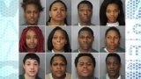 SPD: 12 arrested after 114 bags of heroin, marijuana, guns found in Syracuse drug bust