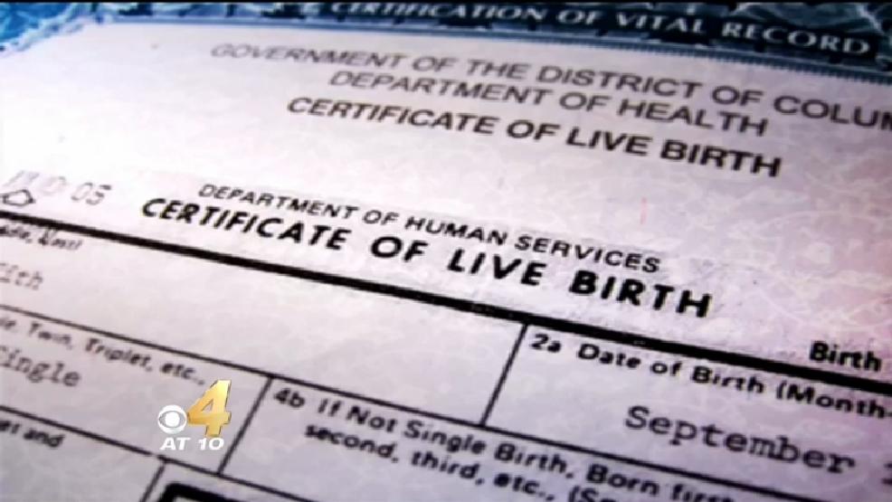 Mothers Denied Birth Certificates For Us Born Children Kdbc