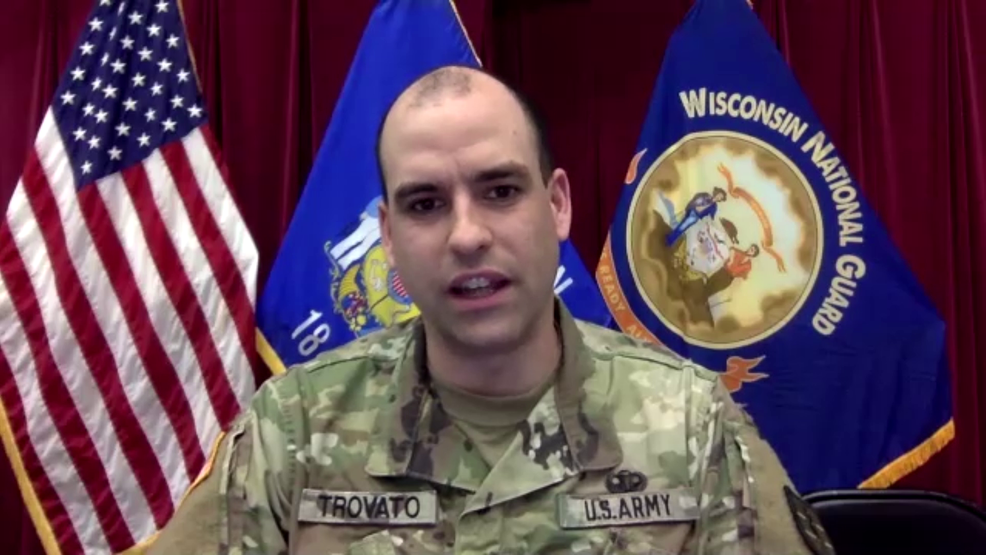 Capt Joe Trovato, Wisconsin National Guard Spokesperson.png