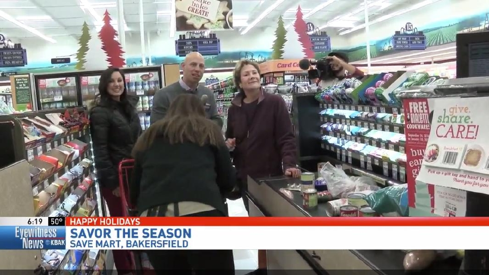 Savor the Season: Eyewitness News, Save Mart team to give ...