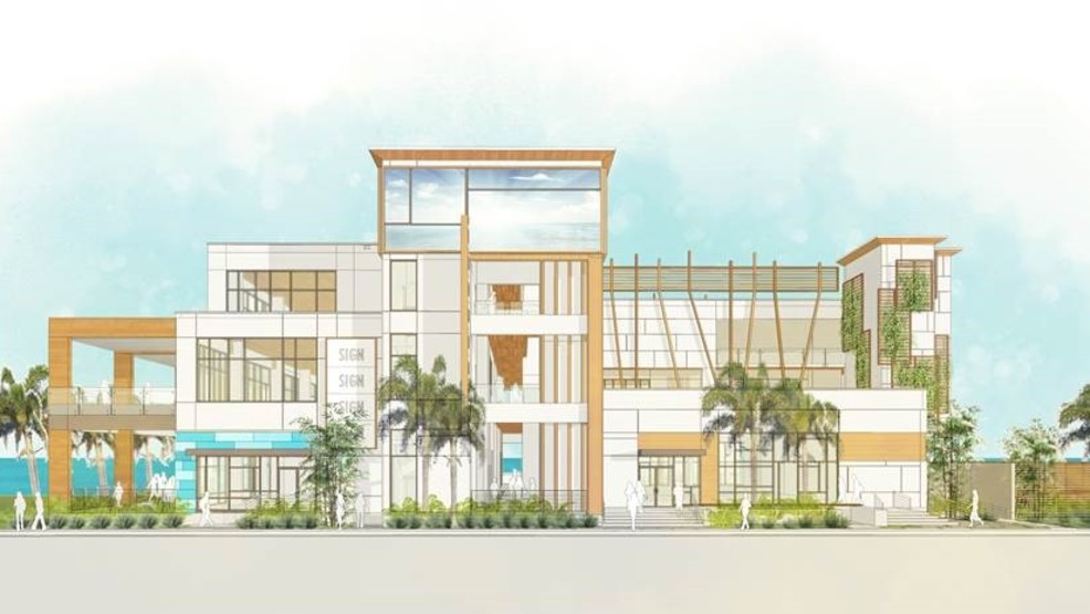 Three Story Oceanfront Entertainment Complex Coming To