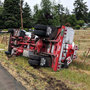 State Route 507 closed after Thurston Co. tanker truck crash