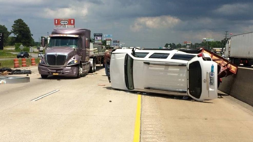 TRAFFIC ALERT: I-30 wreck in Benton | KATV