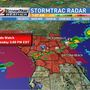 Severe storms possible in South Florida