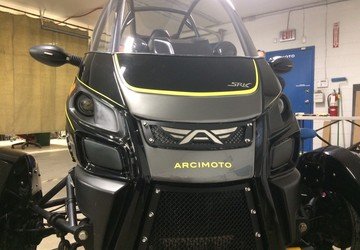 Eugene electric vehicle maker Arcimoto looking for room to expand production