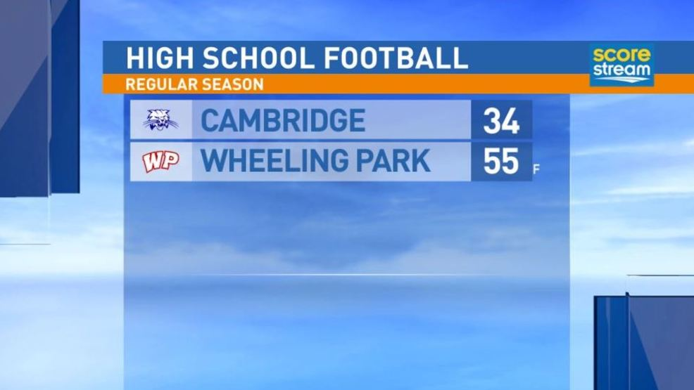 9.22.17 highlights:  Cambridge at Wheeling Park
