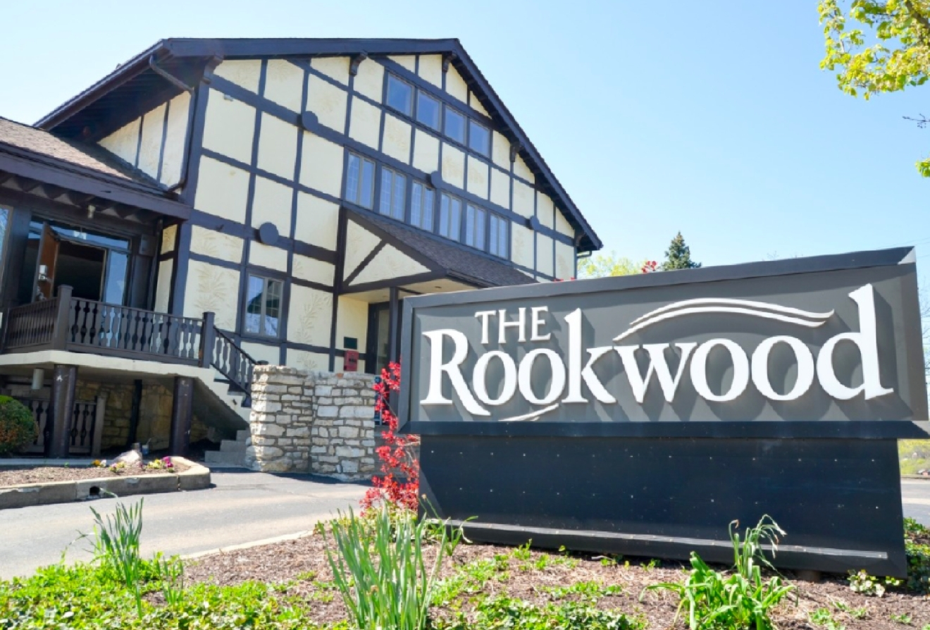 The Rookwood -- located in Mt. Adams at 1077 Celestial Street (45202). / Image: Brevin Couch