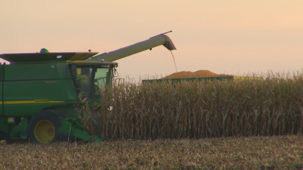 Iowa Farmers Encouraged By Talks Of Trade Agreement Between Us And