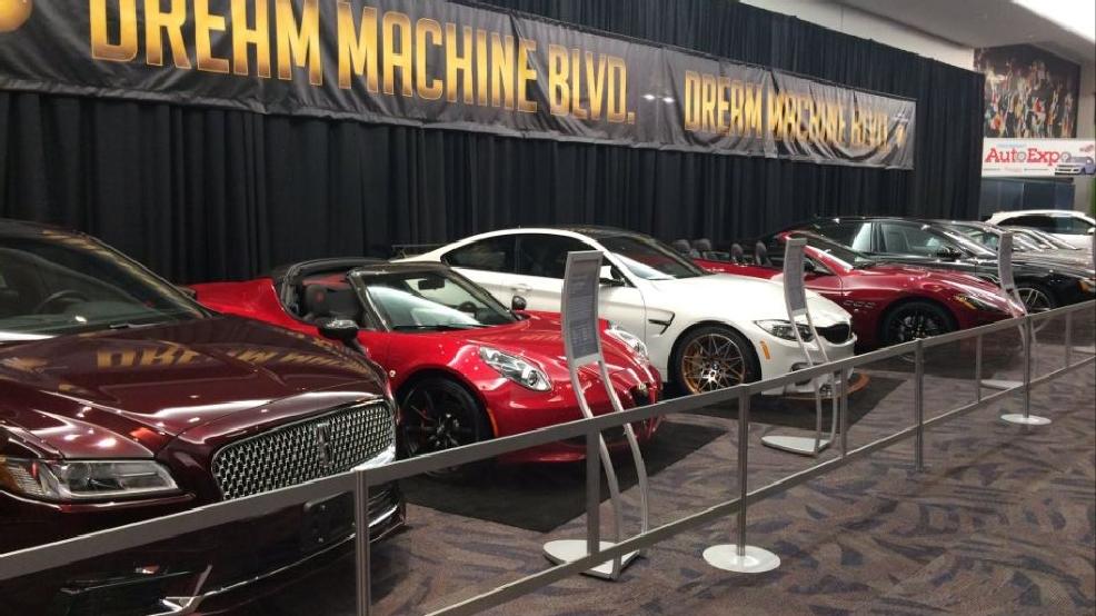 Cincinnati Auto Expo Features Cars Used In Locallyshot Movies WKRC - Car show in cincinnati this weekend