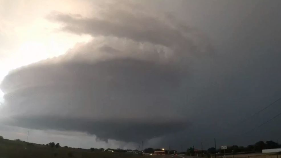 Inside the Storm: Severe storm charged through central Texas