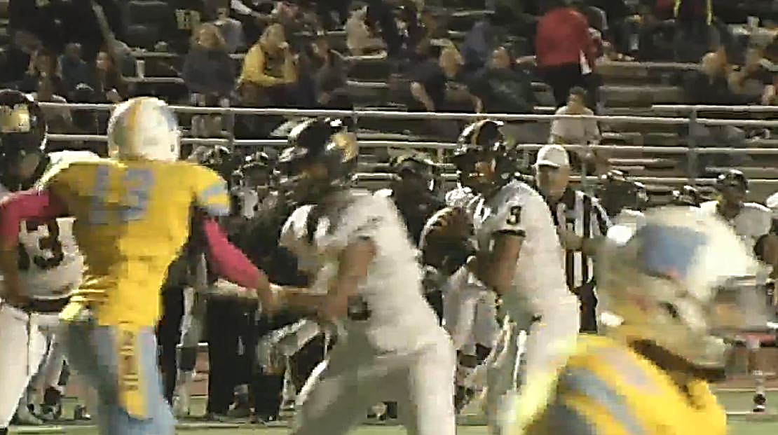 Midwest City Bombers faced the Putnam City West Patriots on Friday, Oct. 14, 2016. Bombers would win the game 21-16.  (KOKH)