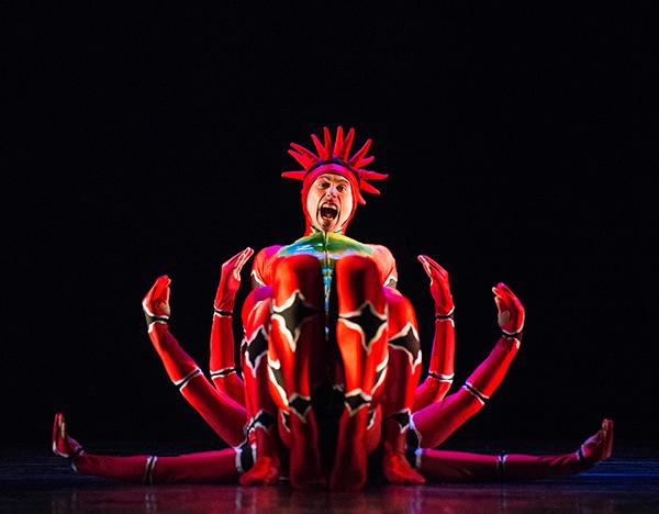 Momix (Photo: Momix/The Whiting)