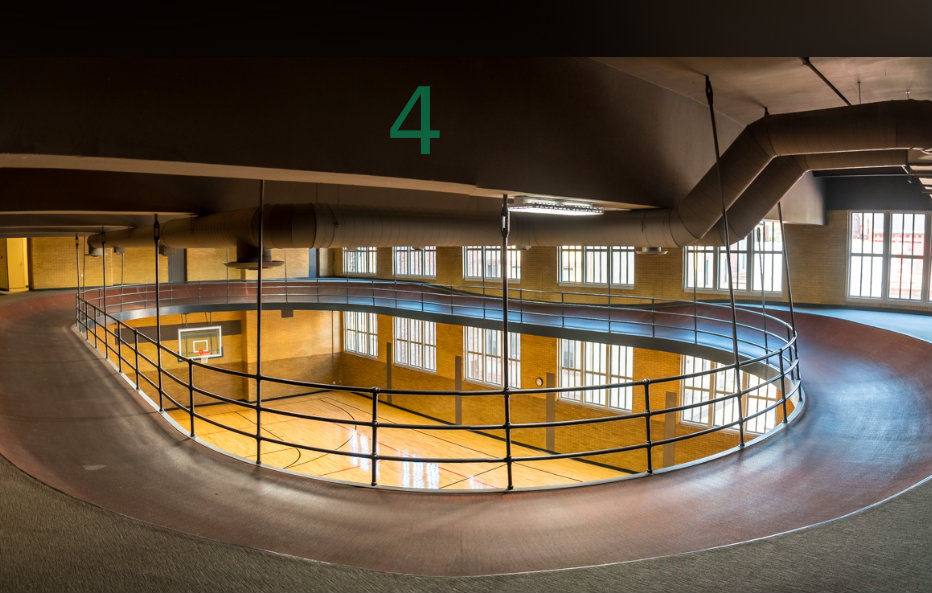 #4 - We got to tour the newly (& might we add, beautifully) renovated YMCA on Central Parkway. Take a peek in the Arts & Design section. / Image: Phil Armstrong, Cincinnati Refined