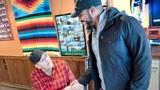 Country star meets with Maine fan who says his song saved him
