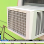 Experts warn air-conditioning units could potentially be fire risks