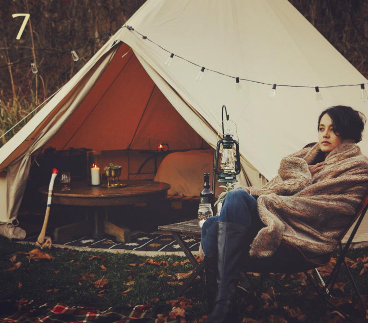 #7 - The Campfire Experience strives to connect you with your childlike self... or, is it your outdoorsy self? Either way, it sounds like a lot of fun. Read the complete story in our Lifestyle section. / Image courtesy of The Campfire Experience