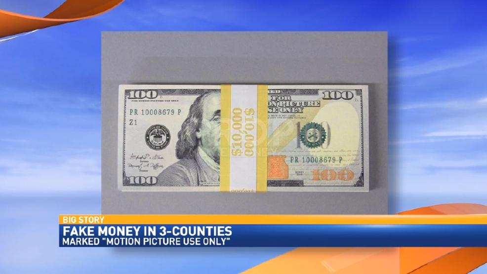 Fake money found in third West Mich  county | WWMT