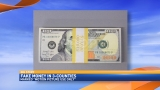Fake money found in third West Mich. county