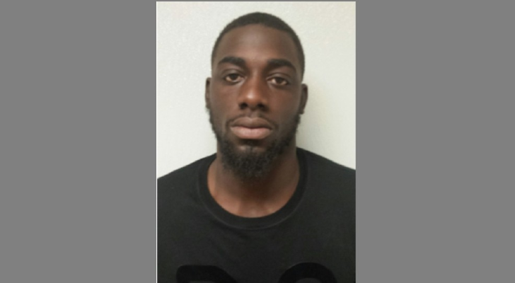 Police arrested 27-year-old Sedrick Stokes for the shooting death of an acquaintance on March 3 in District Heights, Maryland. (Prince George's County Police)