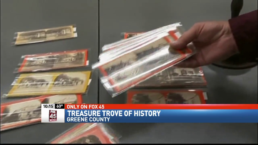 Greene County holds 'priceless' archive of freed slaves' documents