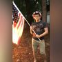 Settlement reached in lawsuit by man for flag-burning arrest