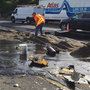 I-5 reopens after crews clean up sticky sealant spill near Des Moines