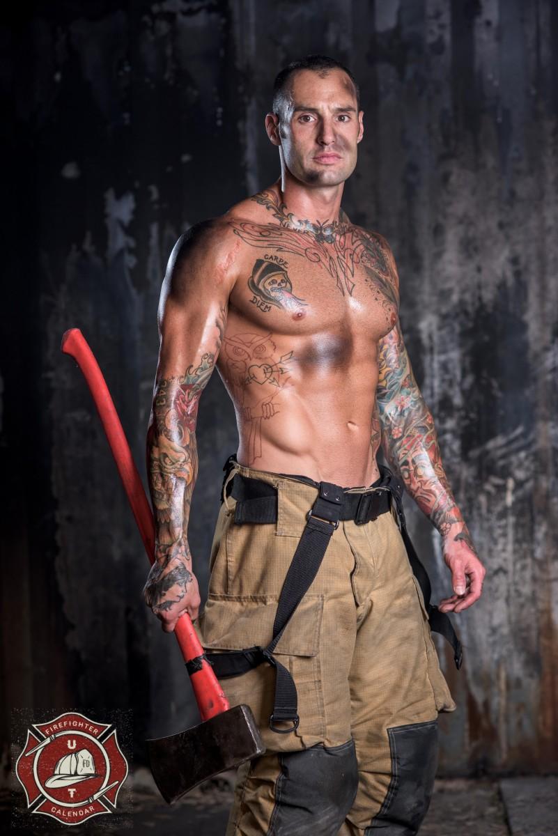 Fireman Calendar May : Win a utah firefighter calendar kutv