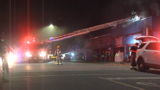 Fire Damages Former Popular Italian Grocery Store