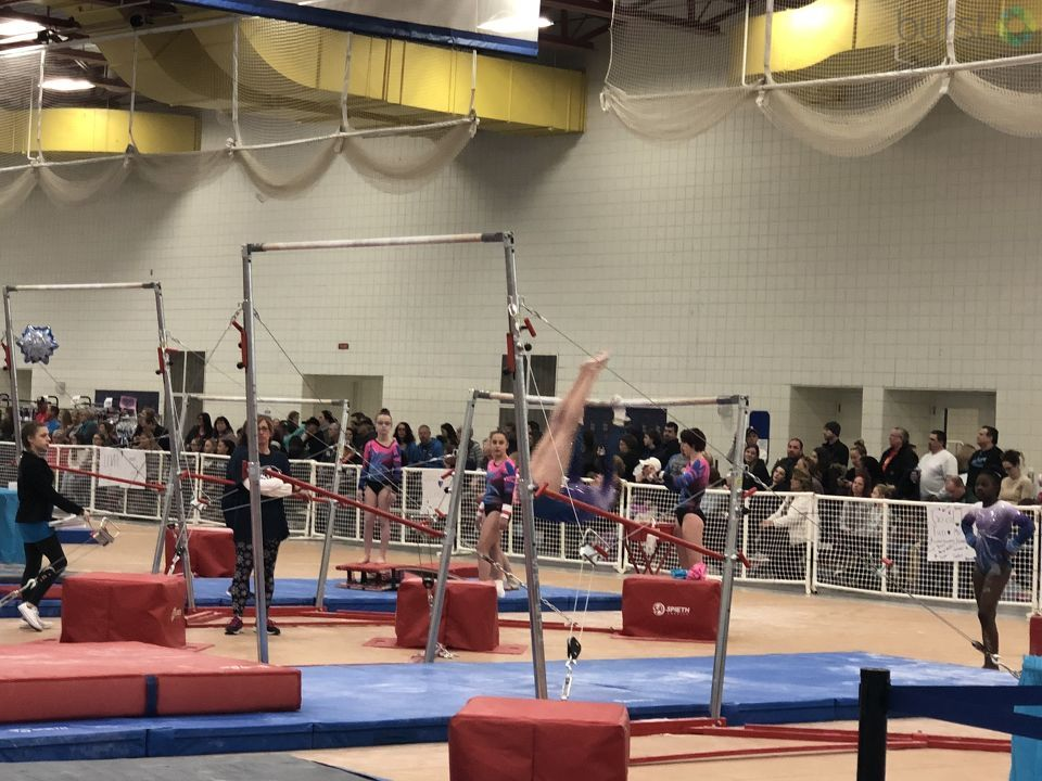 Now that disgraced former doctor Larry Nassar has been criminally sentenced, the gymnastics community is looking to move the sport back in a positive direction. (Photo Credit: Jasmyn Durham)