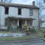 Nine people displaced after fire at a Lexington home