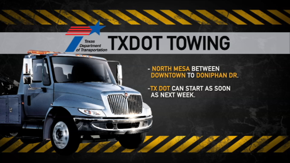 TxDOT To Expand Free Towing Service And Restore HERO Program Help Drivers