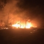 18 fires intentionally set in Robeson County, N.C. Forestry Service investigating