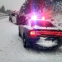 Driver, 70, killed in rollover crash on snow-covered I-84 near Bonneville Dam