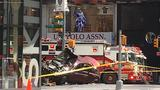 Terrorism not suspected after car drives wrong way in Times Square, plows into pedestrians