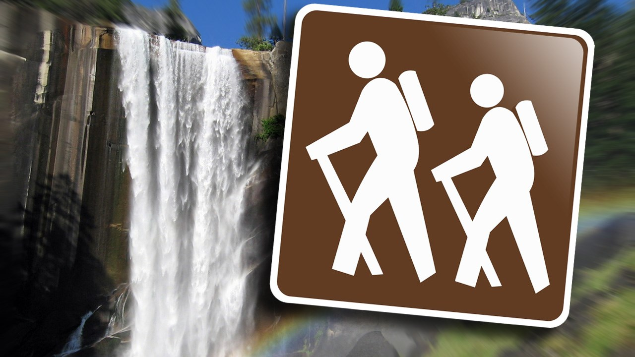 Teen girl falls off waterfall. (Photo: MGN)