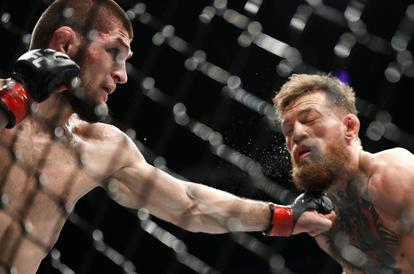 Conor McGregor gets 1-month medical suspension by UFC | KMYS