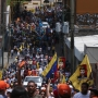 The Latest: Venezuela notifies OAS of intention to leave