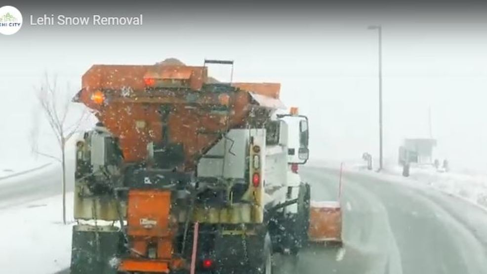 Lehi City may have paid more than $790,000 for road salting materials it never received