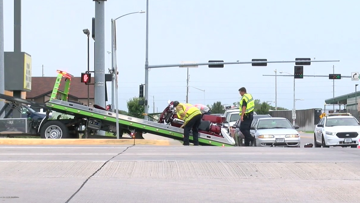 A man is dead after a crash on Highway 281 in Grand Island. (KHGI)